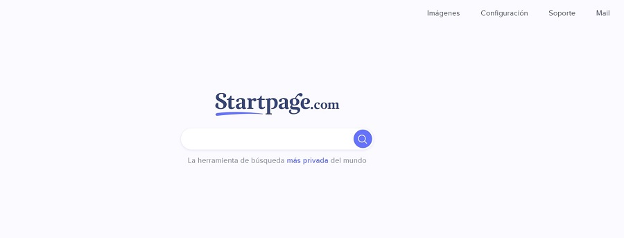starpage alternativa a Google