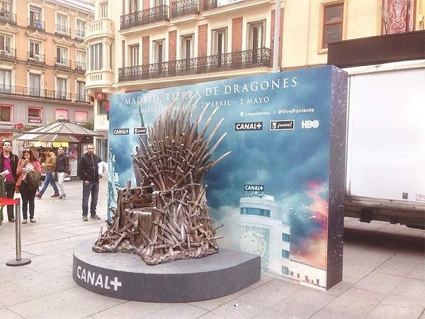 Street marketing en madrid