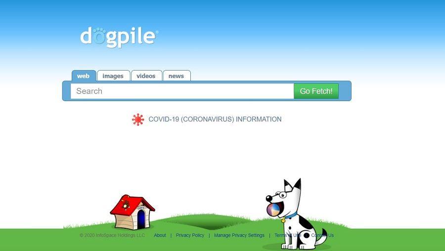 buscador Dogpile