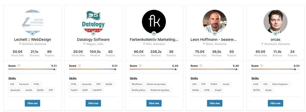 plataforma trabajo freelance por internet