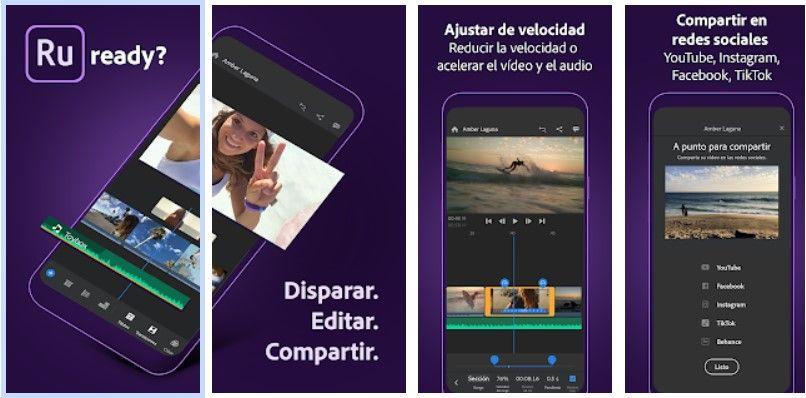 Adobe edición de vídeo