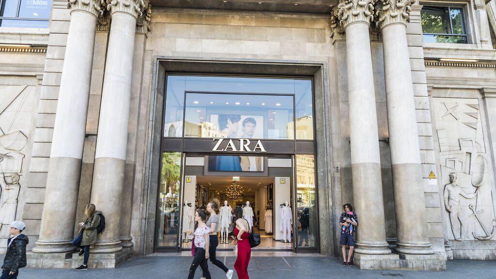 tienda grande zara barcelona
