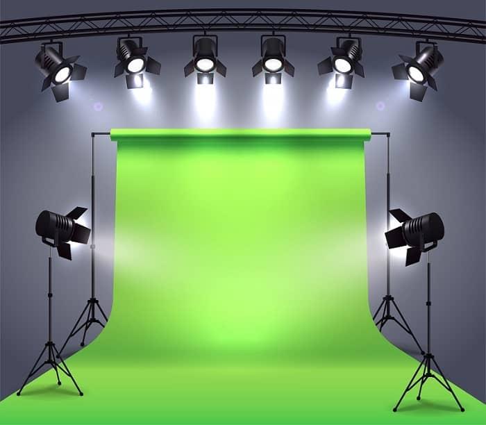 croma para videoconferencia