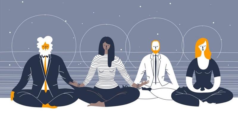 aumentar concentración en el trabajo mindfulness.