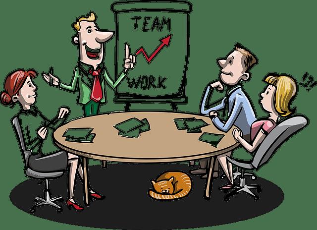 aptitudes para trabajar en equipo