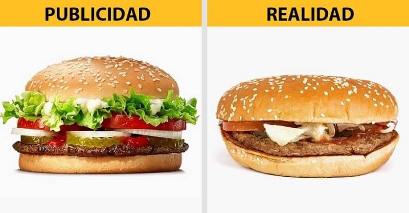 imágenes de publicidad engañosa