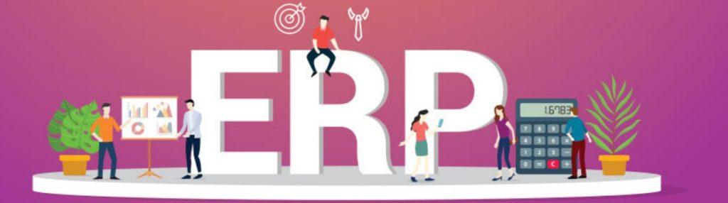 características ERP