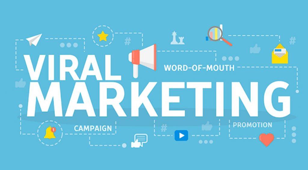 características marketing viral