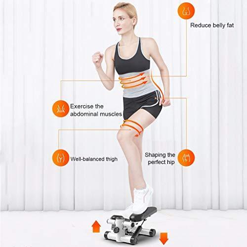 máquina de step calorías